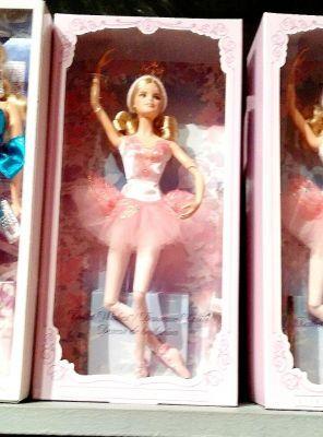 Barbie ballerina classica. Mostra di Barbie - Roma, 24/09/2016 © Elena Paoletta #barbie #mostra #barbietheicon #eventi #vittoriano #complessodelvittoriano #romaeventi #giochi #infanzia #bambina #bambola #condivisione #enjoy #happygirl #artwork #love #fan