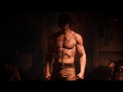 Assassin's Creed 4 - Tattoo Trailer - YouTube I just watched this, very cool.