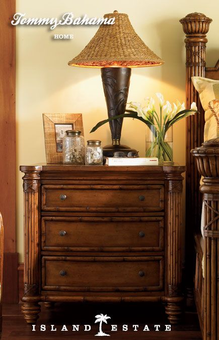67 Best Images About British Colonial Nightstands On