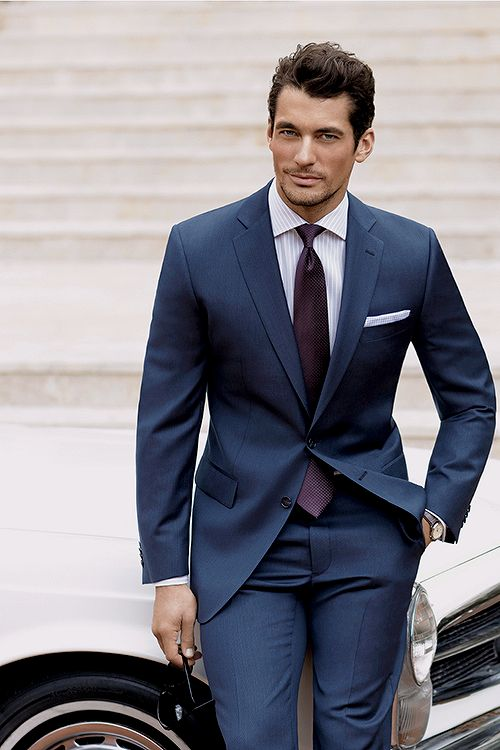 David Gandy British Style : Foto