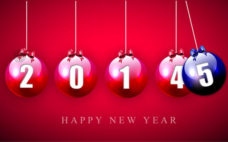 Happy New Year to all of you on this Pinterest Planet from us at Track Impressions.