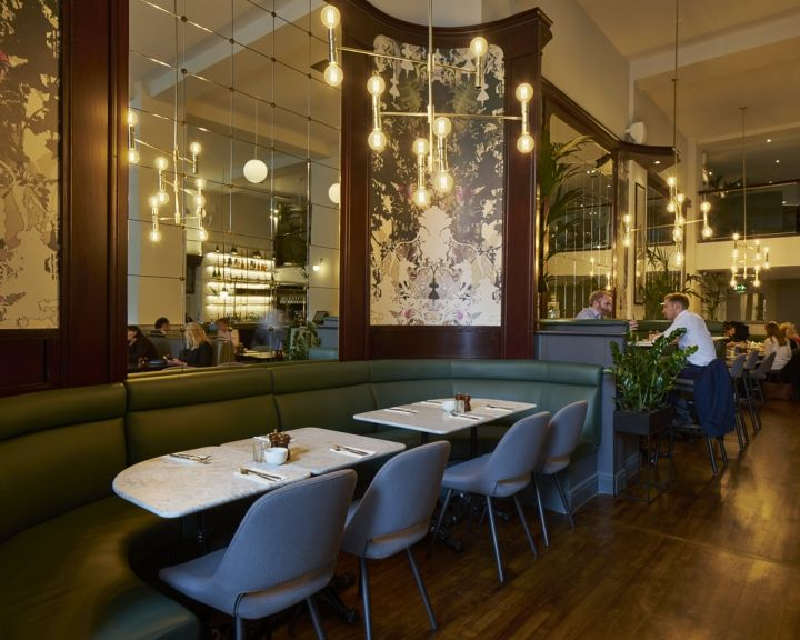 Browns Brasserie And Bar By Design Clarity London UK Retail Blog