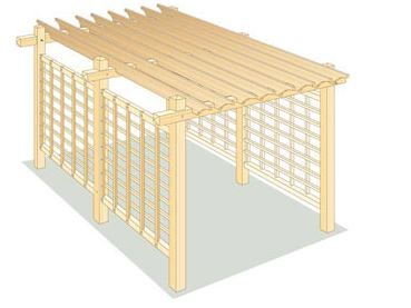So in August of 2014 we wound up building a pergola for our back yard. I thought I would post details of what we did, the cost for the project and how it has held up for us. Ahem. I meant to post....