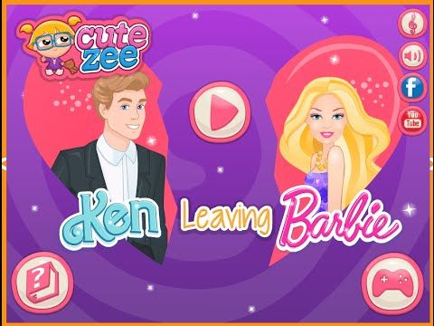 Barbie Make Up and Dress Up Games Ken Leaves Barbie Game Free - Best sound on Amazon: http://www.amazon.com/dp/B015MQEF2K -  http://gaming.tronnixx.com/uncategorized/barbie-make-up-and-dress-up-games-ken-leaves-barbie-game-free/