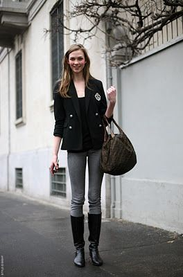 Karlie Kloss: Street Style