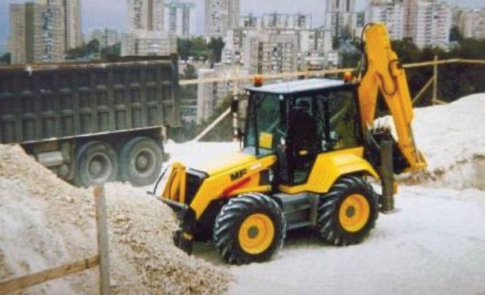 From Massey to Terex: 55 years of Britain's other backhoe loader