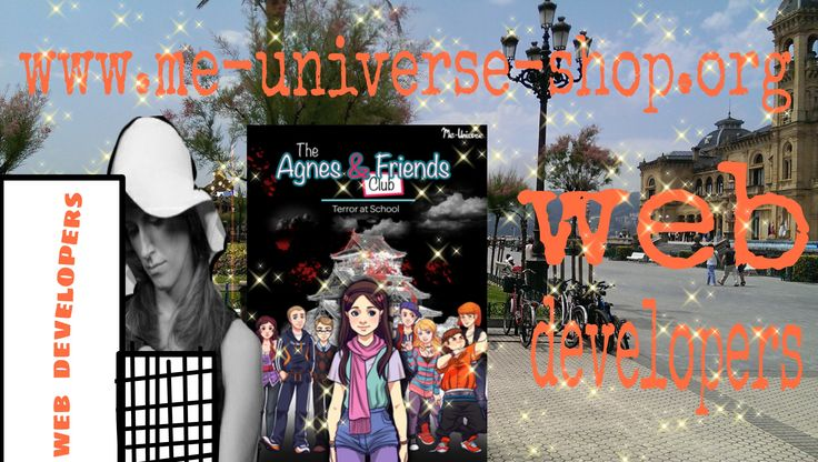 #Buy #2x1 #Agnes&Friends at MeUniverseShop four components are required to learn a #language #listening #repeating #writting #translating #Webdevelopers