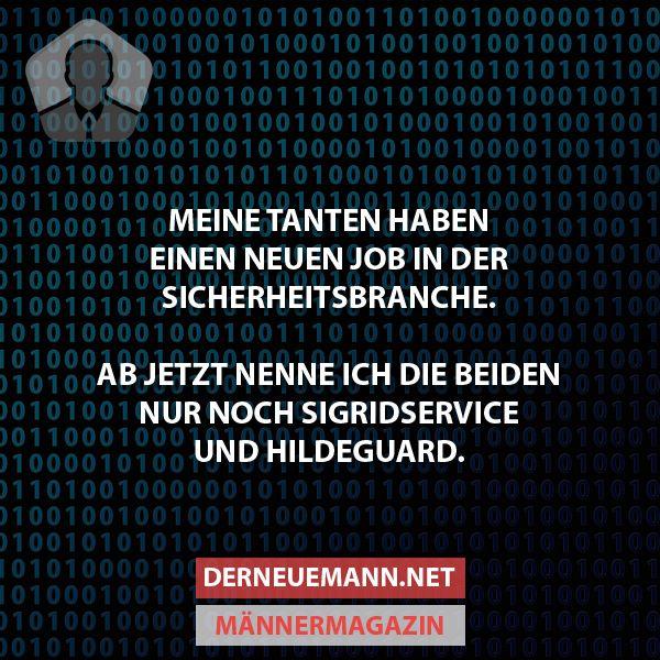 Sicherheitsbranche #derneuemann #humor #lustig #spaß