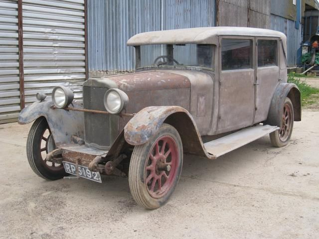 One Family Ownership Since Talbot Weymann Saloon Chassis No Find This Pin And More On Barn Cars
