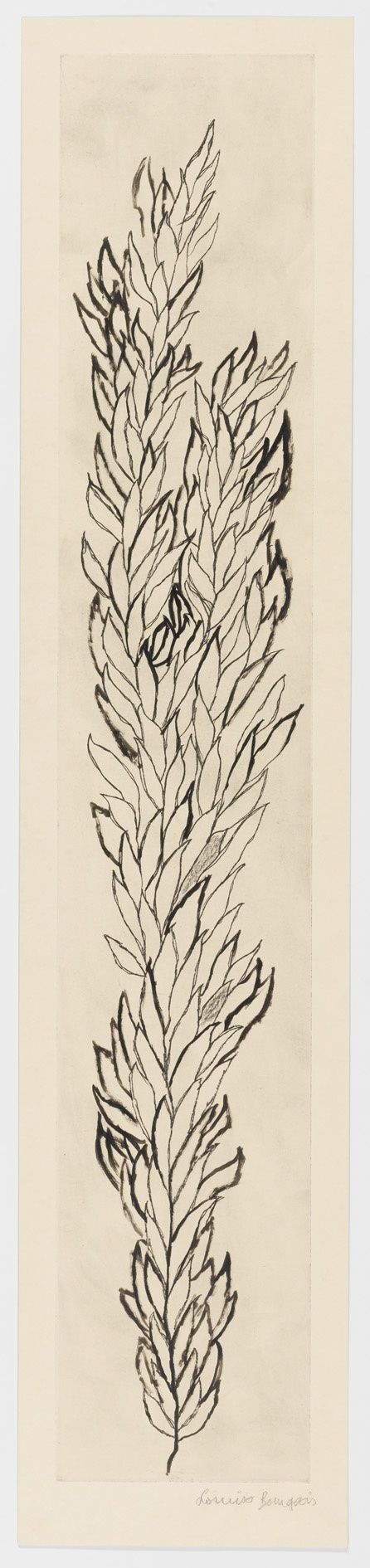 Louise Bourgeois - Leaves 1, 2006
