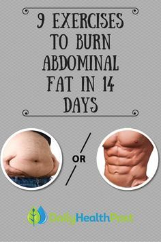 Reduce The Fat In Belly