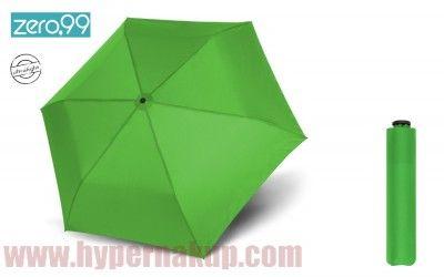 Dáždnik Doppler ZERO99 - unisex, skladací zelený