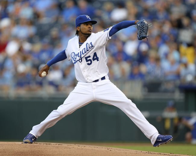 Ervin Santana, Kansas City Royals