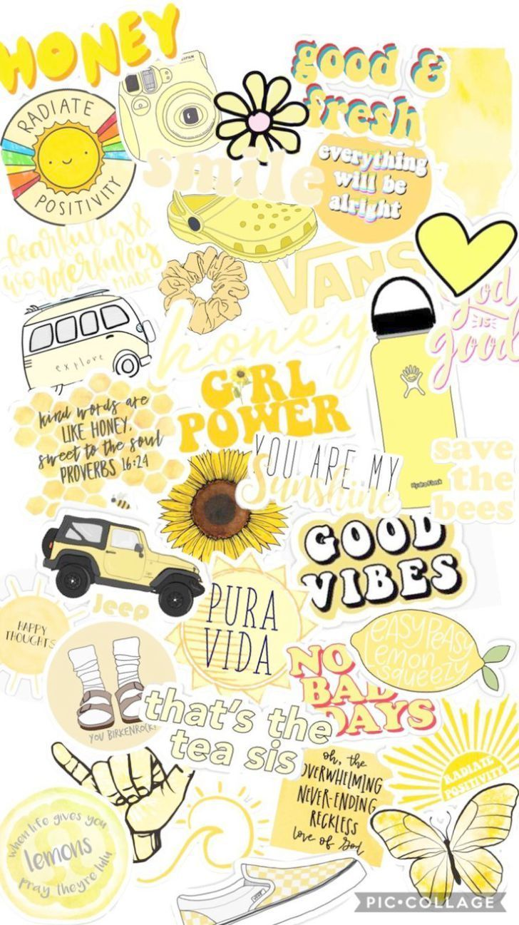 Cute Yellow Vsco Background Iphone Wallpaper Girly Iphone Wallpaper Hipster Iphone Wallpaper Glitter