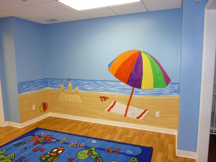 Best 25 beach mural ideas on pinterest mural ideas for Beach mural painting
