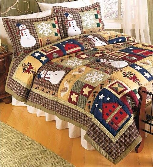 Loving this Christmas Quilt