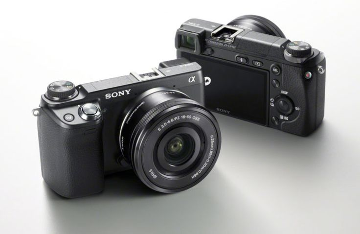 The Sony Alpha a6000 introduces the world's fastest autofocus system that Sony claims will lock onto to your subject in just 0.06 seconds. It features a 24.3-megapixel APS-C sensor, and is capable of 11 shots per second and captures 1080p video at 60 and 24 frames per second. Other goodies include smartphone remote control and the ability to share your images via NFC and Wi-Fi.