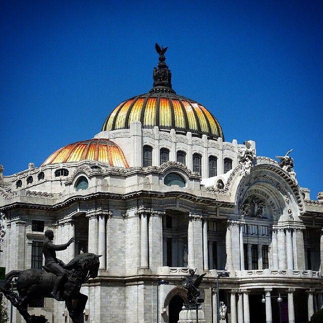 @ByMexicoDF En el #centrohistoricodf #centroDF #Museo #BellasArtes #MéxicoDF #CDMX #CiudadDeMéxico #Instagram #DF #LookDF #loveDF #InstagramMexicoDF #photo #empty