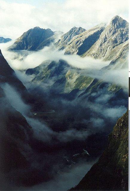 Milford Trek ... South Island, New Zealand