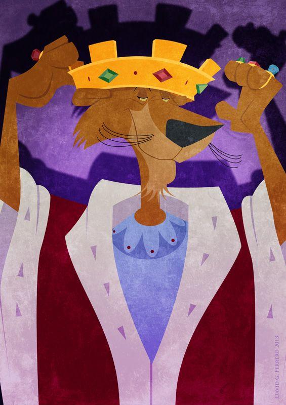 Prince John by Chernin.deviantart.com on @deviantART
