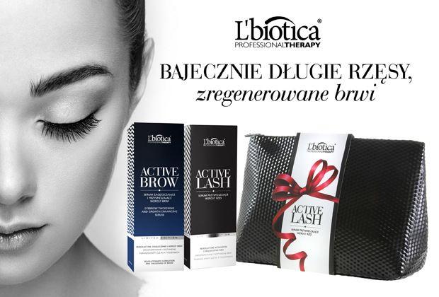 e58369c66c7 L'biotica, ACTIVE LASH & ACTIVE BROW | EYELASHES | Rzęsy i Brwi