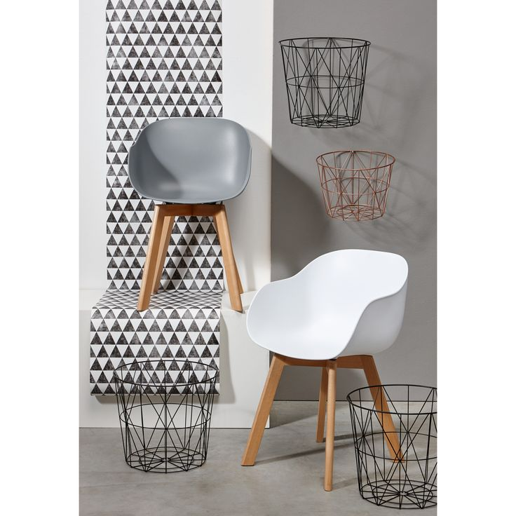 Antractiet en wit staan tijdloos in je interieur! #stoelnewyork #wonen #interieur #witwonen #zwartwit #kwantum