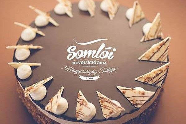 The revolutionary Somlói has become the 'Cake of Hungary'