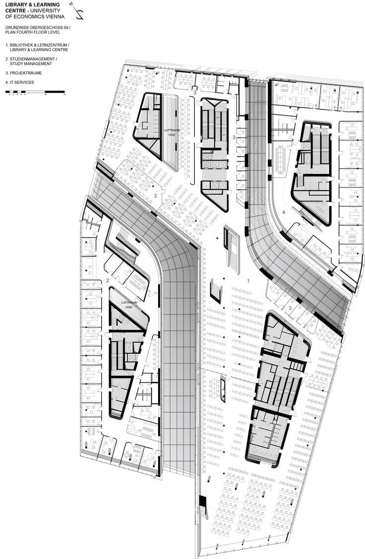 Gallery - Library and Learning Centre University of Economics Vienna / Zaha Hadid Architects - 72