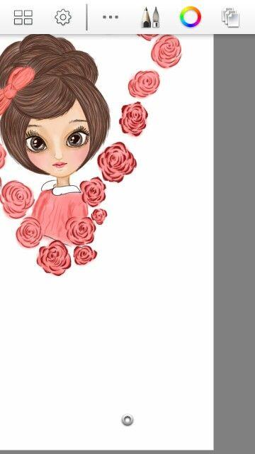 On progress  pullip and rose