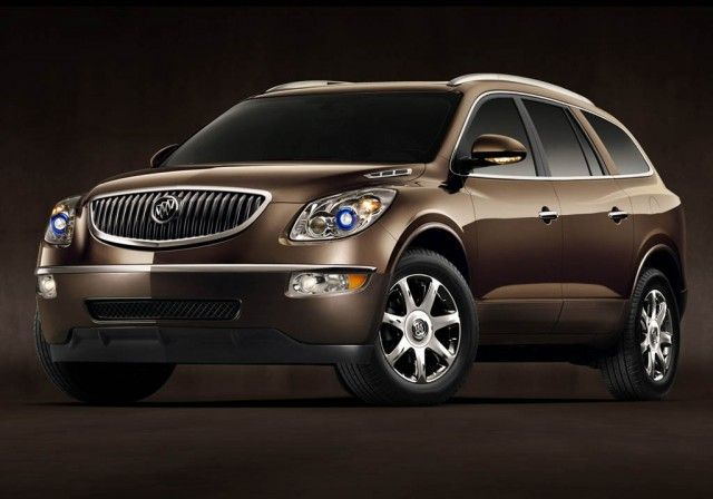 2018 Buick Enclave Rumors and Release Date - http://www.usautowheels.com/2018-buick-enclave-rumors-and-release-date/