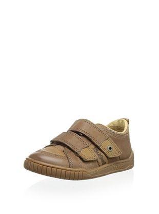 68% OFF Kickers Kid's Winner4 Hook-and-Loop Sneaker (Light Brown)