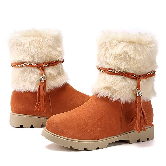 susanny suede boots