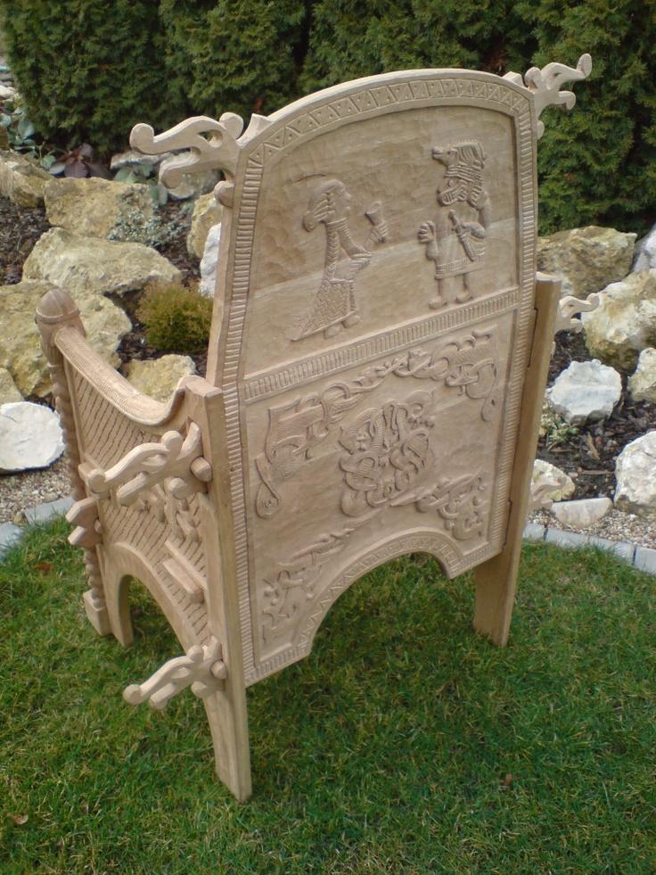 Viking chair...