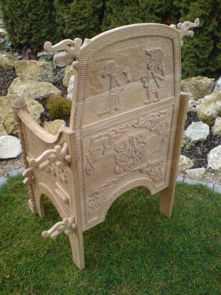Viking chair woodworking projects plans for Viking chair design
