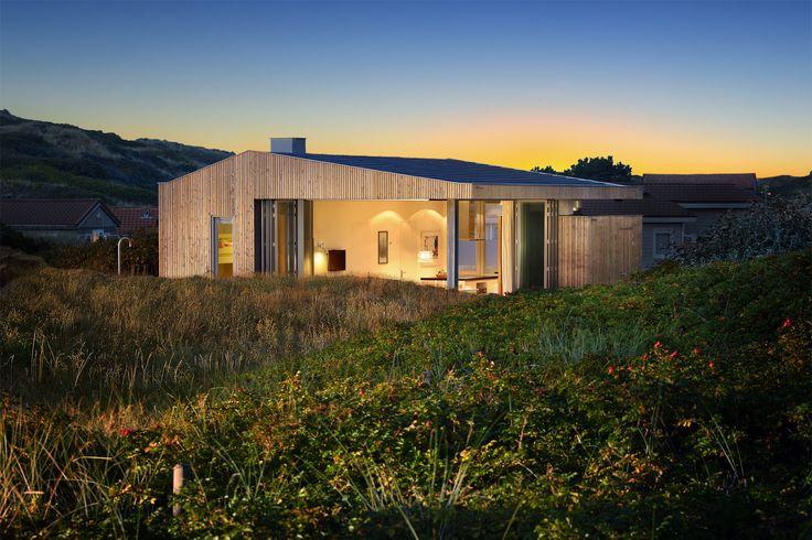 Droomhuis vakantiehuisje, ontwerp BNLA architecten, fotografie Studio de Nooyer.