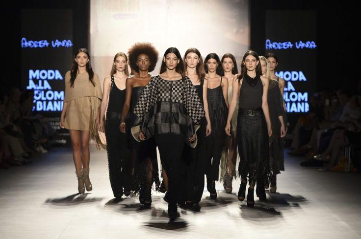 andrea landa moda colombiana