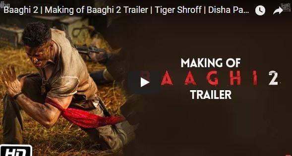 Baaghi 2 | Bollywood News | Tiger shroff, Bollywood news