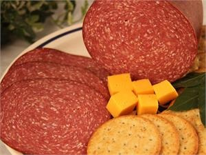 sweet lebanon bologna. SO GOOD  http://www.cheesehouse.com/images/products/display/Lebanon%2520Bologna%2520007.jpg