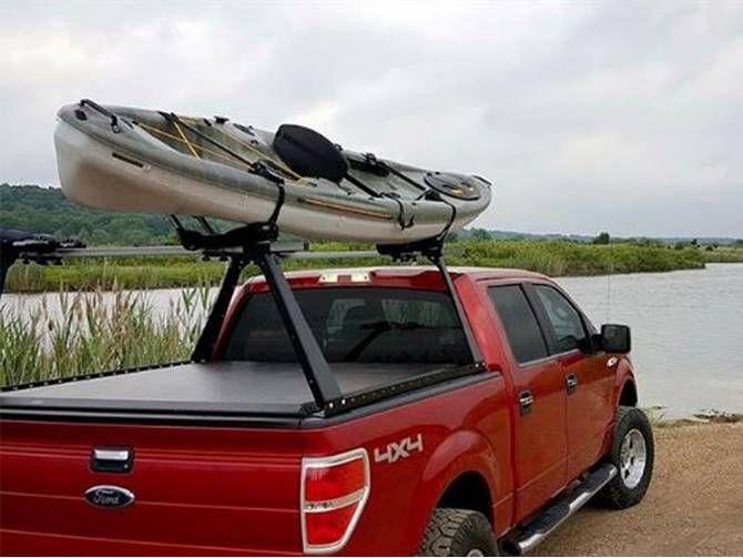 Kayak Carrier For Truck >> Image Result For Kayak Carrier For Truck Pickup Truck