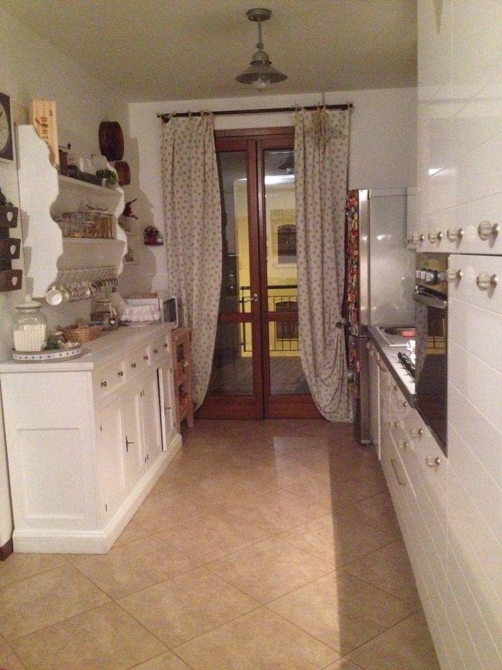 Moderno e stile country shabby mi fa impazzire adoro la - Divanetti da cucina ...
