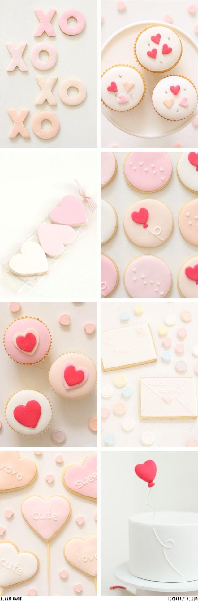Sweet Valentine treats from Hello Naomi   //   FOXINTHEPINE.COM