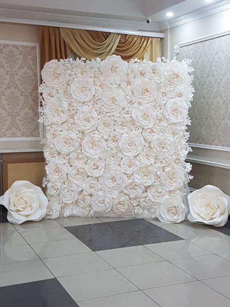 Свадебная арка из изолона