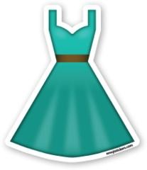 Dress   Emoji Stickers