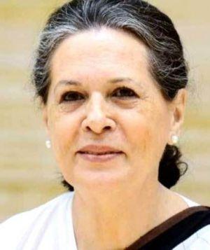 Sonia Gandhi ~ Italian/Indian Politician