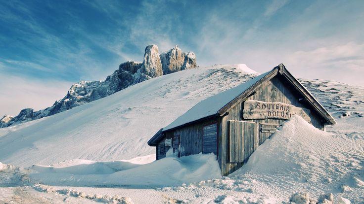 winter landscape mountain - Google Search iPhone X Wallpaper 391813236311593923 6