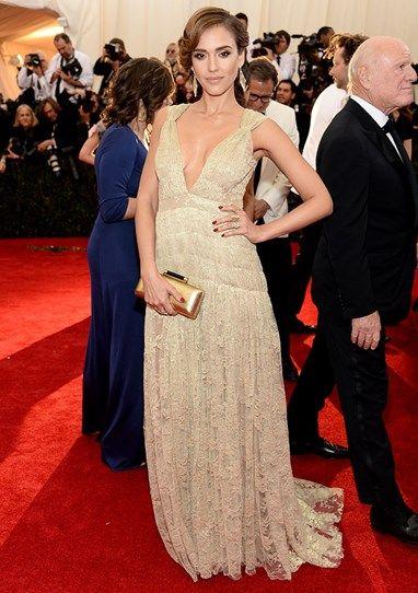 The Met Gala 2014 - Jessica Alba #2014MetGala