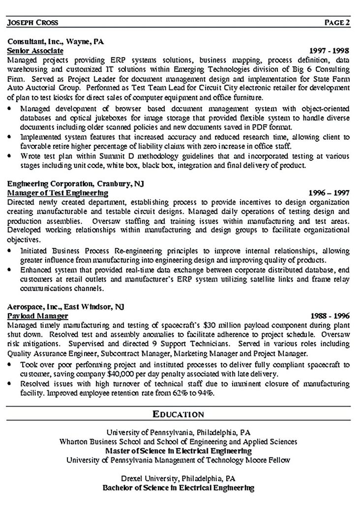 it operations manager resume it manager resume consist of objective or summary  skills and also