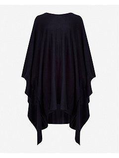 Anidia Knitted cape