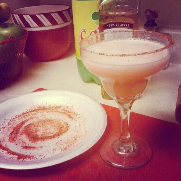 Margaritas de fresa!!!
