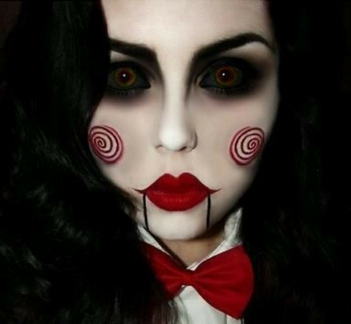 1000 id es sur le th me maquillage halloween simple sur pinterest maquillage halloween - Maquillage mexicain facile ...